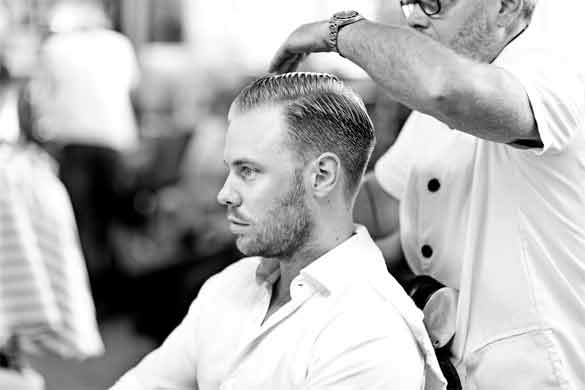 Kensington Barber Services