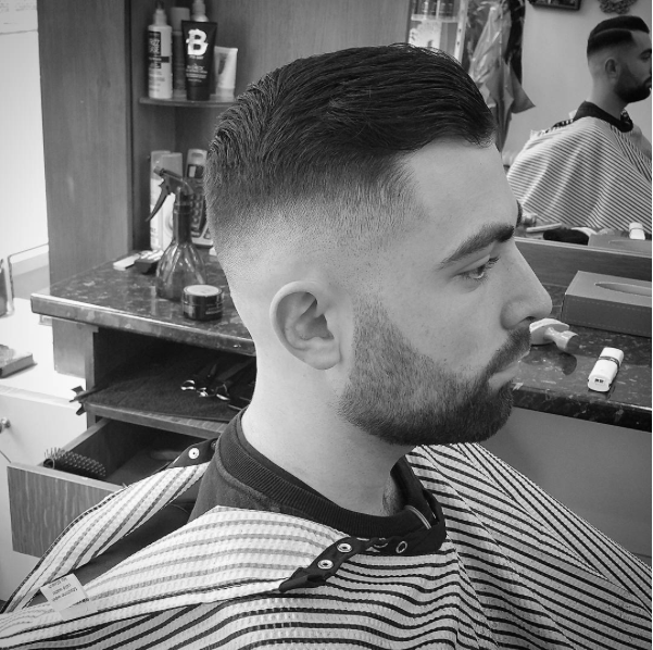 best barbers uk kensington barbers london best barber cut beard